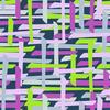 Multicolor Abstract Seamless Pattern. Vector Illustration (Original)