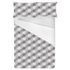 Black & White Paper Ornaments (Bed)