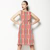 Modern Architectural Geometric (Dress)