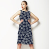 Woodcut Flowers (Dress)