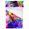 Vibrant Abstract Floral (Bed)