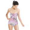 Floral X-Ray Print (Swimsuit)