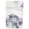 Flowersblue (Bed)