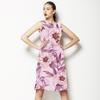Watercolor Peony Pattern (Dress)