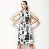Stones Geometric Pattern (Dress)