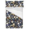 Vibrant Flower Motif (Bed)