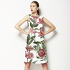 Botanical Illustration Pattern (Dress)