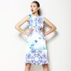 Blue Boho (Dress)