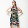 Floral Turbulence (Dress)