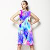 Purple Pixel (Dress)