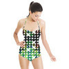 Polka Screws (Swimsuit)