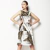 Geometric Design (Dress)