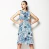 Indigo Rose (Dress)
