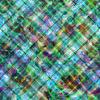 Seamless Irregular Camuflage Checks Abstrac Textile (Original)