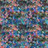 Seamless Irregular Camuflage Paisley Abstrac Textile (Original)