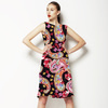 Trend Paisleys Wth Flowers (Dress)