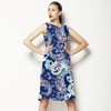 Trend Paisleys Wth Flowers 2 (Dress)