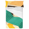 Abstract Digital Geometric Pattern (Bed)
