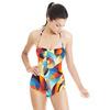 Bright Texture Digital Pattern (Swimsuit)