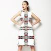 Traditional Capri Tiles (Dress)