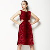 Red Leopard (Dress)