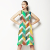 Geo Zig Zag (Dress)