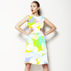 Floral Pattern in Bright Colors (Dress)