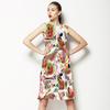 Bohemian Tribal Painted Expressive (Dress)