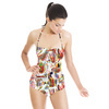 Bohemian Tribal Painted Expressive (Swimsuit)