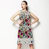 Seamless Diamond Stones Pattern (Dress)