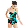 Seamless Botanical Pattern (Swimsuit)