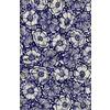 Woodcut 70's Floral (Original)