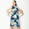 Indigo Summer (Dress)