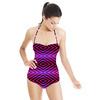 Neon in Magenta (Swimsuit)