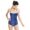 Sumatra Blue (Swimsuit)