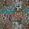 Seamless Patchwork Paisley Pattern (Original)