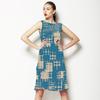 Textured Squares (Dress)