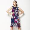 Ditsy Floral Linocut (Dress)