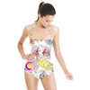 Floral Abstract1 (Swimsuit)
