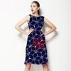 Geometric Floral (Dress)