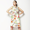 Hand Drawn Flower Meadow (Dress)