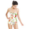 Hand Drawn Flower Meadow (Swimsuit)