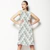 Sprayed Triangles (Dress)
