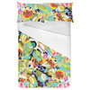Bohemian Spring Summer Blooms Floral (Bed)