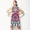 Painted Geometry (Dress)