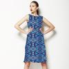 3D Geometric Tribal Pattern (Dress)
