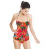 Tribal Hybrid Bohemian Organic Expressive (Swimsuit)