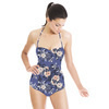 Oriental Flowers (Swimsuit)