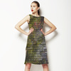 Blurred Summer Garden (Dress)