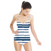 Riviera Stripe (Swimsuit)